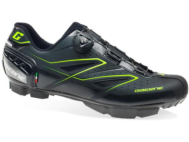Gaerne Carbon G.Hurricane MTB Cycling Shoes Men black